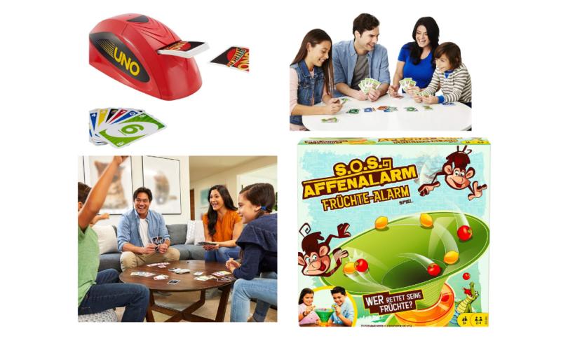 Die 10 besten Spiele von Mattel