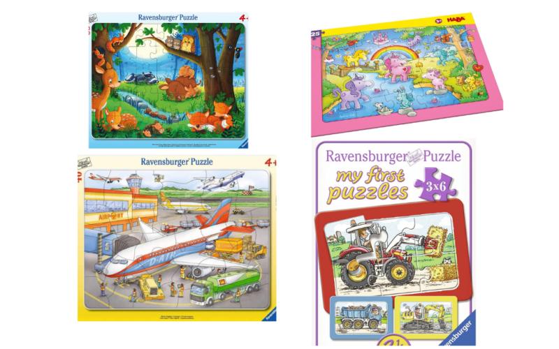 Die 8 besten Rahmenpuzzle für kleine Kinder