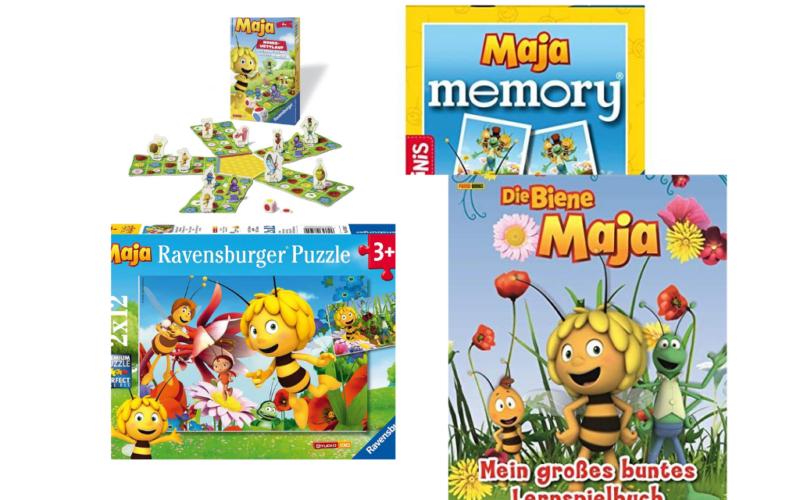 Die 9 beliebtesten Biene Maja Spiele